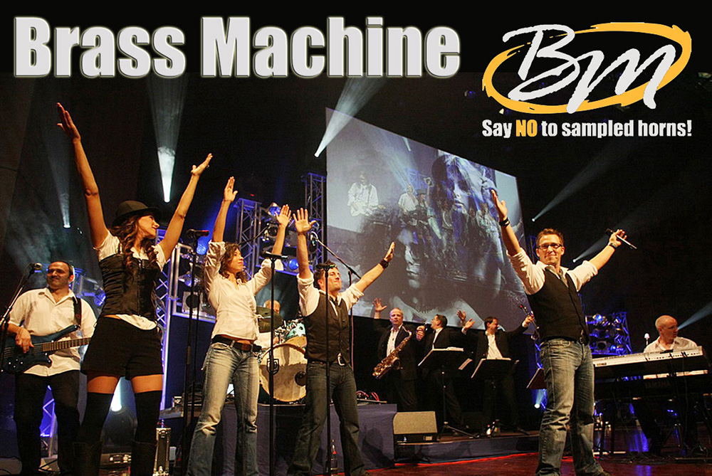 Brass Machine | Eventband