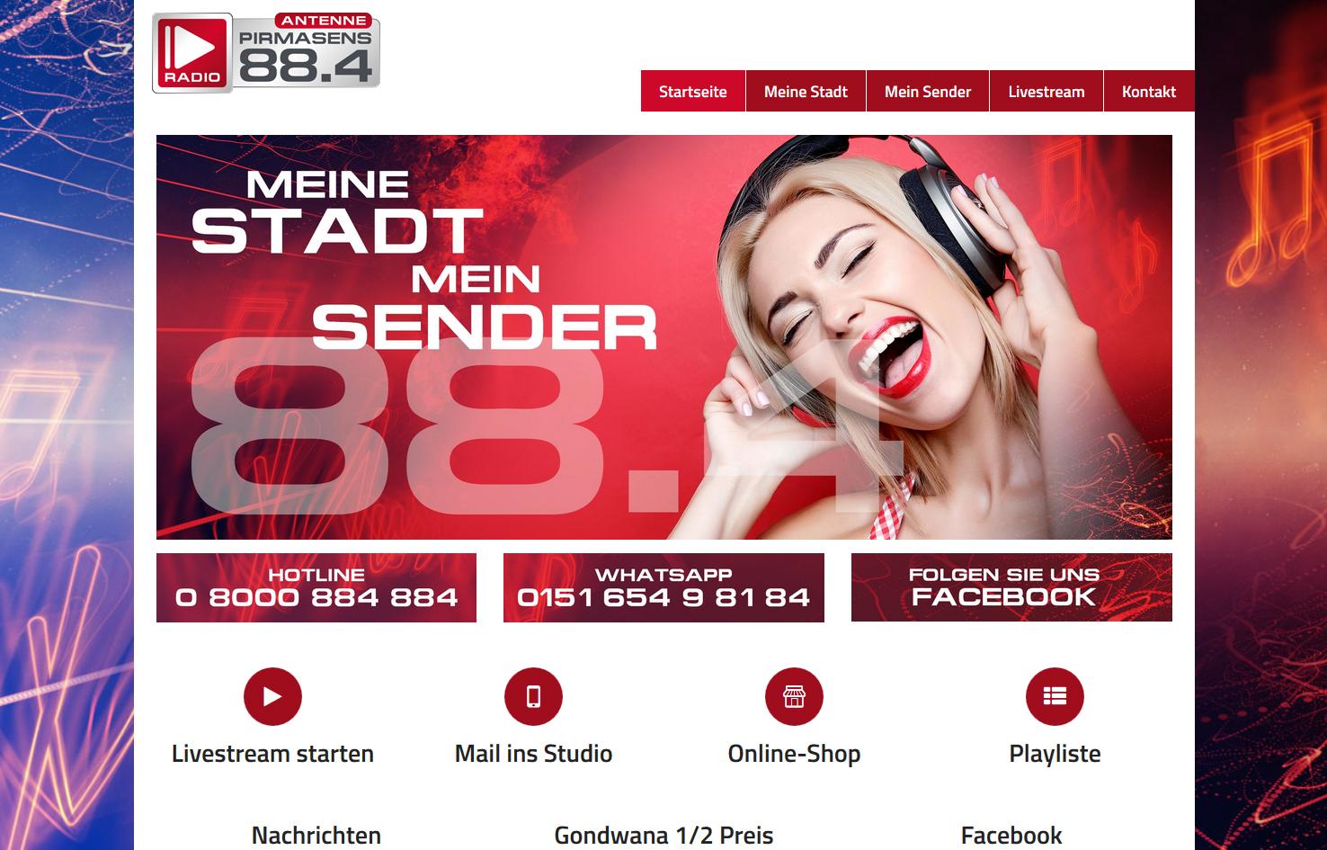 Antenne Pirmasens | Rundfunk