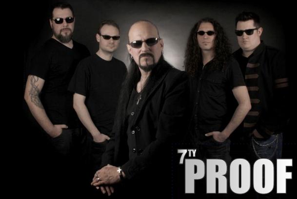 7ty Proof | Rockband
