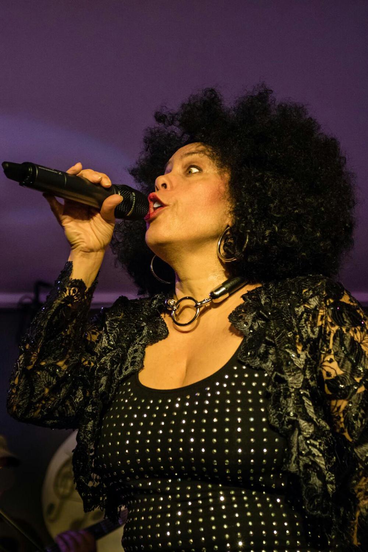 Lisa Mörsdorf | Sängerin