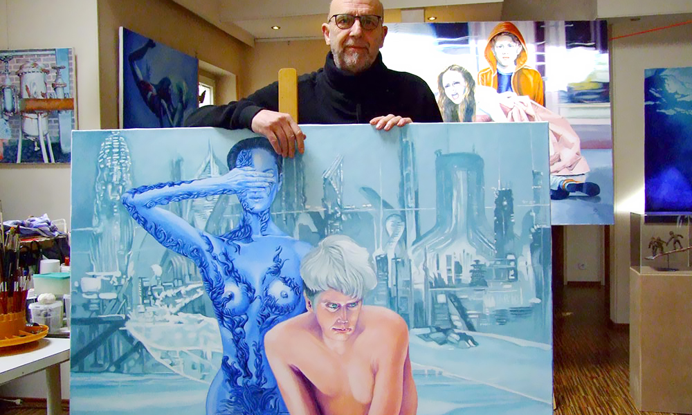 Harald Beckers | Künstler