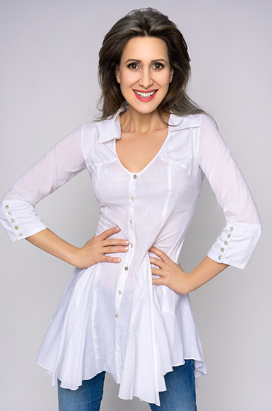 Karin Wadle   Model