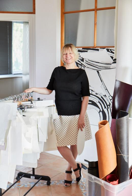 Marina Furin | Mode-Designerin