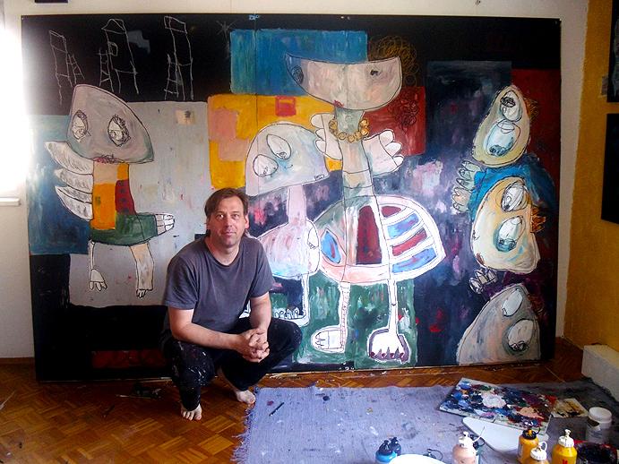 Peter Padubrin | Künstler